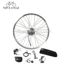 China Customized 250W with waterproof parts electric bike kit