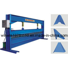 Máquina de dobra de rolo de aço hidráulico