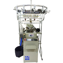 Fully Computerized Selected Terry Sock Knitting Machine