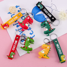 accessories pvc Anime Keychain Printed Charms Keychain