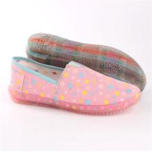 Chaussures Femmes Chaussures Confort Confort avec semelle extérieure transparente (SNC-64027)