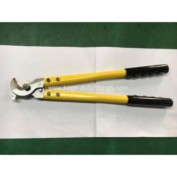 heavy tool braided hose cutter