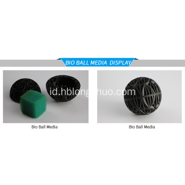 Aquarium Biofilm Pindah Bed Media Bio Balls