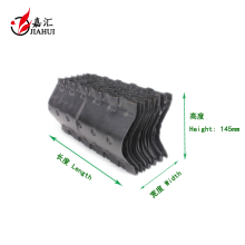 résistance industrielle à haute température utilisée éliminateur de dérive d'eau
