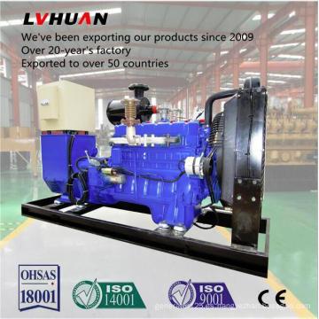 Generador de gas de petróleo de China generador portátil Genset 1000kVA para la venta