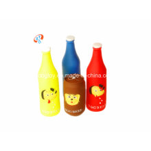 Vinyl Bottle Pet Toy Cheap Chinese Toy