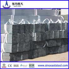 Verzinktes Vierkantrohr / Stahlrohr