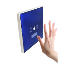 touchless infrared hand sensor switch for automatic door access systems