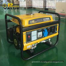 Generator 2016 Motor 1.5kw 12V Generator 1.5 Kw (ZH2000HD)