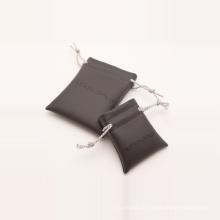 bolsa de couro de proteção estampada