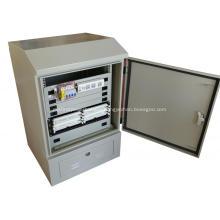"19"" Rack Outdoor Telecom Cabinet Base Station Enclosure"