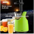AJE328 juicer machine,national juicer,auger juicer