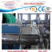 20mm PVC garden fiber pipes machine