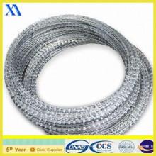 Galvanized Razor Barbed Wire (XA-RW010)