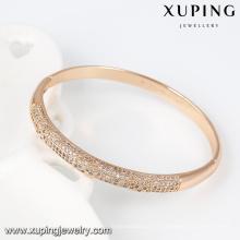 51439- Jonc en laiton de nouveau style de Xuping Fashion avec plaqué or