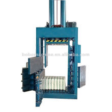 HYDRAULIC COTTON TEXTILE BALING MACHINE