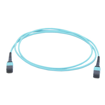 Kabel Patch Fiber Optik MPO / MTP