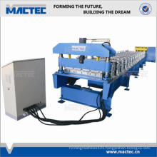 wall and roof panel forming machine