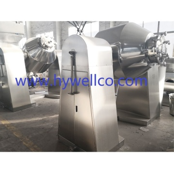 Sodium Cyanate Rotary Vacuum Dryer