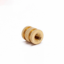 M3 Brass Knurled Nut