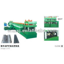 protection plate roll forming machine