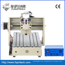Máquina fresadora CNC de maquinaria para trabajar la madera (CNC3020T)