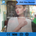 Propaganda da propaganda da propaganda de Jinghui 380gsm 200X300D bandeira do cabo flexível do PVC de 18X12 para a impressora a jacto de tinta