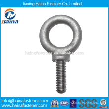 In Stock Chinese Supplier Best Price High Strength Stainless Steel Carbon Steel Drop Forged Galvanized Lifting Eye Bolt DIN580