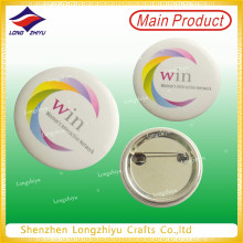 Event Logo Printing Tin Badge