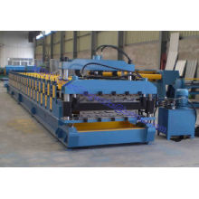 High speed roof tile double layer roll forming machine
