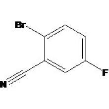 2-Бром-5-фторбензонитрил CAS № 57381-39-2