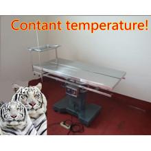 Animales de temperatura constante funcionamiento tabla Dwv-Iihw