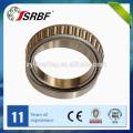 ISO 9001:2000 standard chrome steel SRBF taper roller bearings
