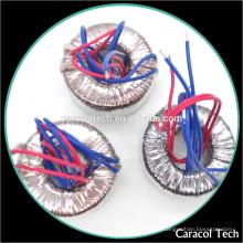 Transformador Toroidal Power Choking Coil 220V-14V para ampla gama de circuitos eletrônicos