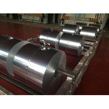 Flan aluminium pour récipient alimentaire