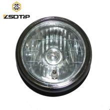 La motocicleta de cristal al por mayor de encargo llevó las luces principales del proyector EN125 luz principal