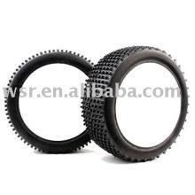 Fábrica del neumático de goma personalizados RC