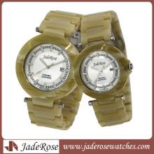 Новый и горячая распродажа мода женские Пластиковые часы