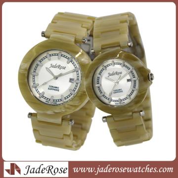 Novo e quente vender moda senhoras relógio de plástico