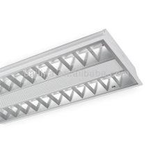 2x28W Лампы люминесцентные встраиваемые решетка T5 офиса освещения