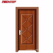 Tpw-083 Low Price Good Quality Glass Plastic MDF Strip Door