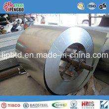 Bobina de acero galvanizado de alta calidad y bajo precio de alta calidad