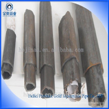 53.4*3.8&44.4*5.3mm triangle steel pipe and tube for agricultural PTO shaft