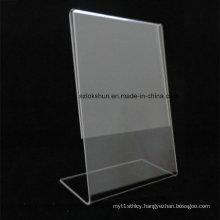 A4 Wholesale Acrylic Brochure Display Holder