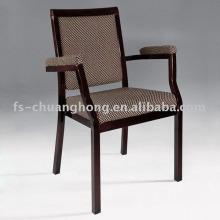 Cadeiras de cor da cor do café (YC-D103)