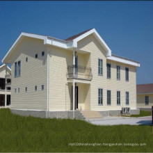 Prefab Steel Framing Villa with ISO/Ce Certification
