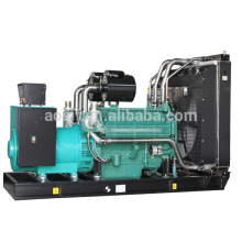 Best Selling! 250kva China Electric Generator Factory With Wandi Engine
