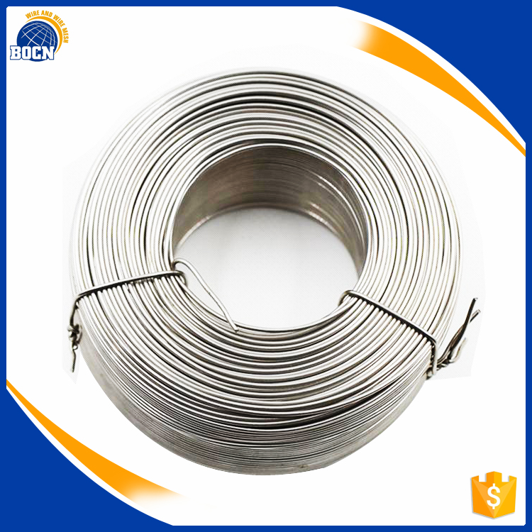 High quality galvanized wire para la venta