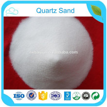 High Purify Quartz Sand For Water Treatment With Lowest Price