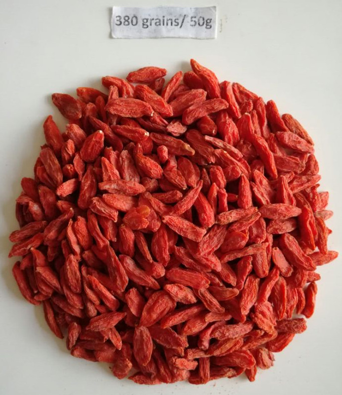 380grains Goji berry